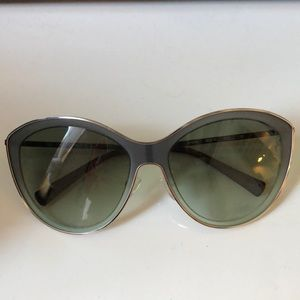 Valentino cat eye sun glasses